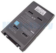 Toshiba Qosmio E15, F15, G15 series, Toshiba Satellite A10, A15 series and Toshiba Tecra A1 PA3285U laptop battery