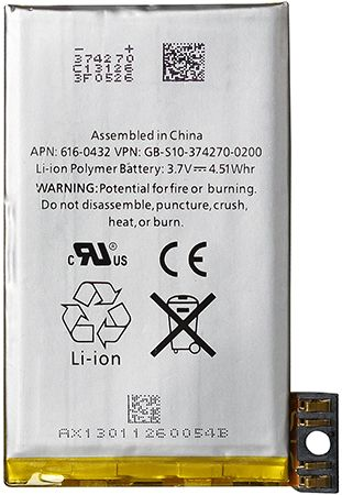iPhone 616-0342 battery