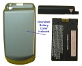 Motorola V60 extended Cell Phone Battery