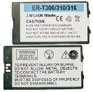 Sony Ericsson T300 T306 T310 T312 T316 BST-22 cell phone battery