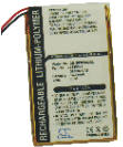 Palm Tunsten E extended PDA Battery