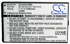 CS-ACS120SL Cell Phone Battery