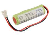 Touch 4068 battery