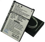 Asus MyPal A626, A686, A696 PDA Battery