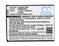 C80624260T Replacement Battery