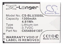 C654804130T Replacement Battery