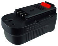 Black & Decker Power Tool Battery