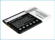 Sony Ericsson BA600 extended replacement battery