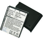Sony Ericsson P1, P1c, P1i, P990, P990i, Z555i, P700i, BST-40 extended  Cell Phone Battery