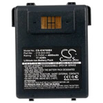 CS-ICN700BX Scaner Battery