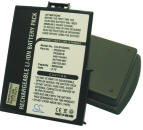 HP iPaq 4300, 4315, 4350, 4355 extended PDA Battery