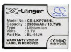 LG P705g extended run time battery
