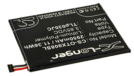 TLp030JC Replacement Battery
