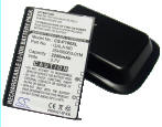 HTC Galaxy Cell Phone Battery extended