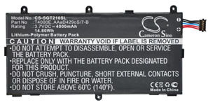 Samsung T4000e battery
