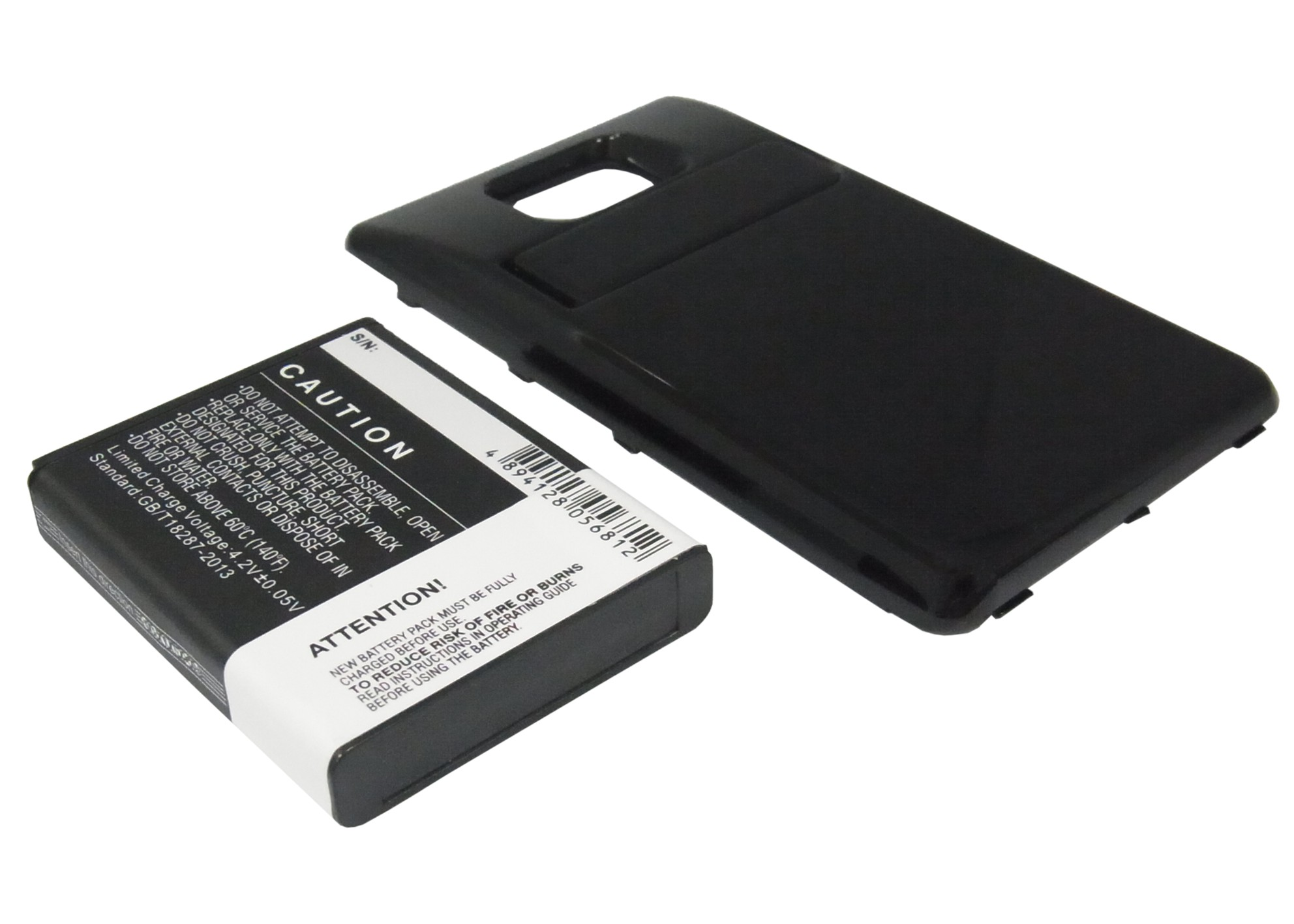 GT-i9100 extended runtime battery