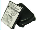 Palm Treo 500/v Treo 550/v extended PDA battery