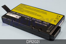 Duracell DR202 battery
