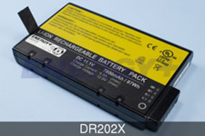DR202X battery