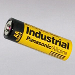 Industrial Alkaline AA Battery