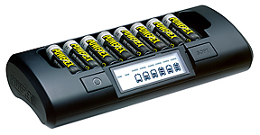 8Bay Smart Charger