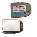 LG VX6000 extended cell phone battery