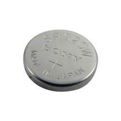SR920SW Coin Cell