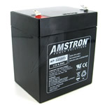 12 volt 5 amp SLA battery