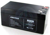 12 volt 3.2Ah battery