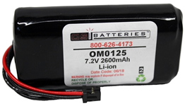 dvi-lednl battery