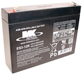 12 volt 2.8 amp battery