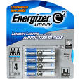 Lithium ion Li-ion AAA battery