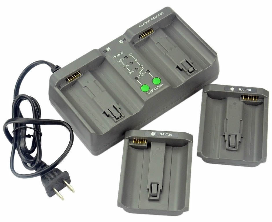 Nikon EN-EL18, EN-EL4 battery charger
