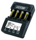 Maha Powerex MH-C9000 WizardOne Charger-Analyzer for 4 AA / AAA