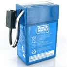 Power Wheels P6828 battery