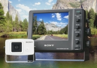 Sony SSC-520AM SSM-721AMR RV backup camera monitor repair