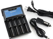 4 Bay inteligent charger