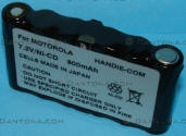 Motorola Handie-Com, UC4040 2 Way Radio Battery